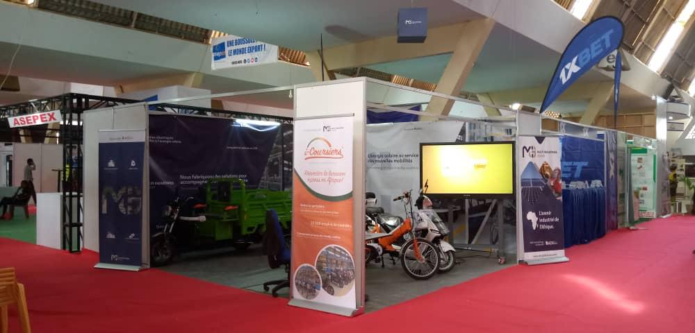 MIG at Dakar Trade Fair!